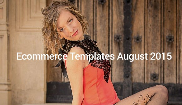 Ecommerce-Templates-August-2015