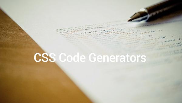 csscodegenerators