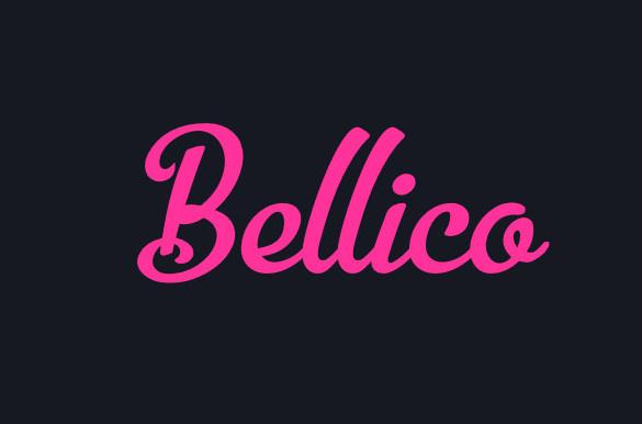 Bellico-Typeface