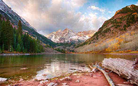 maroon lake hd cool desktop backgrounds 112