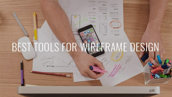 best tools for wireframe design