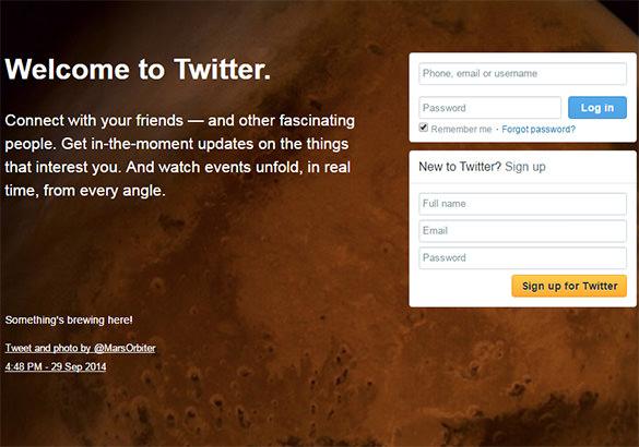 Twitter-Social-Media-Site