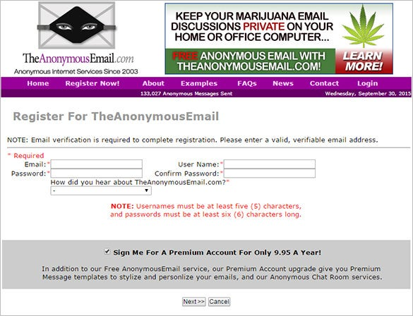The-Anonymous-Email