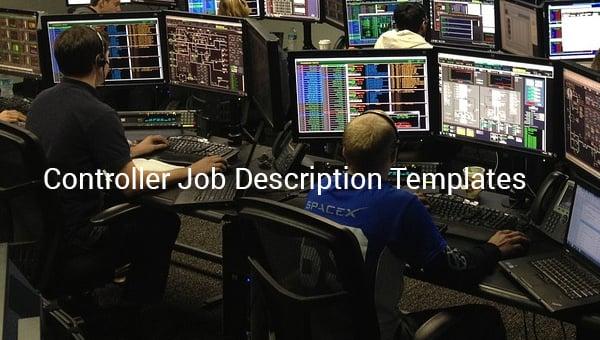 controllerjobdescriptiontemplate