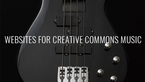 websites for creative commons music