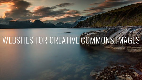 websites for creative commons images