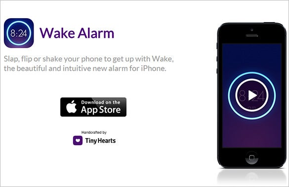 wake alarm clock app for you