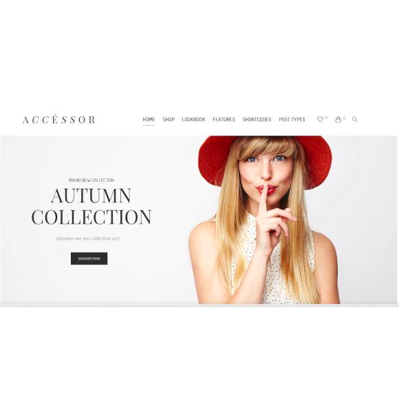 accessories shop online store