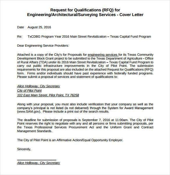 architectural cover letter sample free1