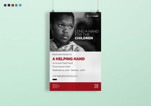 charity-event-poster-template