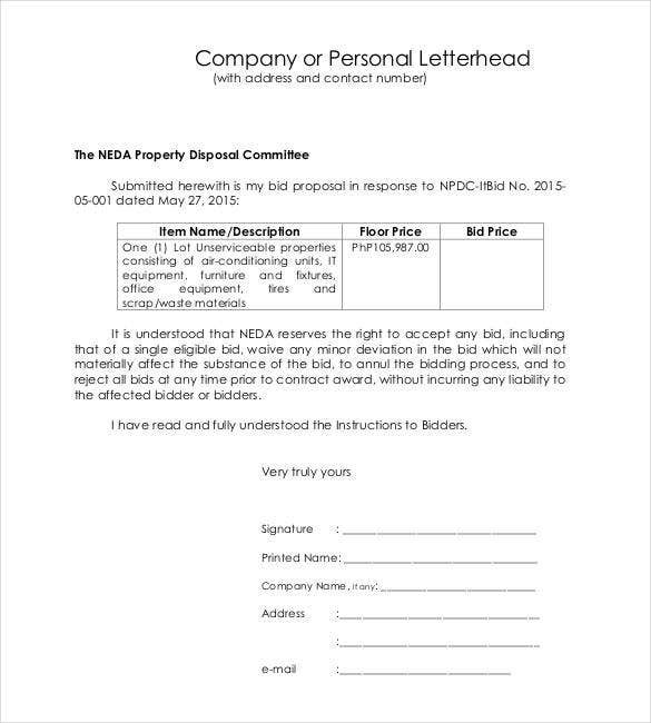 Personal Letter Template - 39+ Free Sample, Example Format | Free