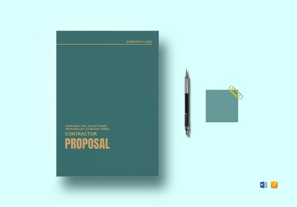 contractor-proposal-template