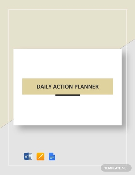 daily action planner template3