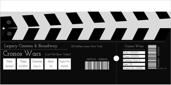 editable-movie-admission-ticket-template