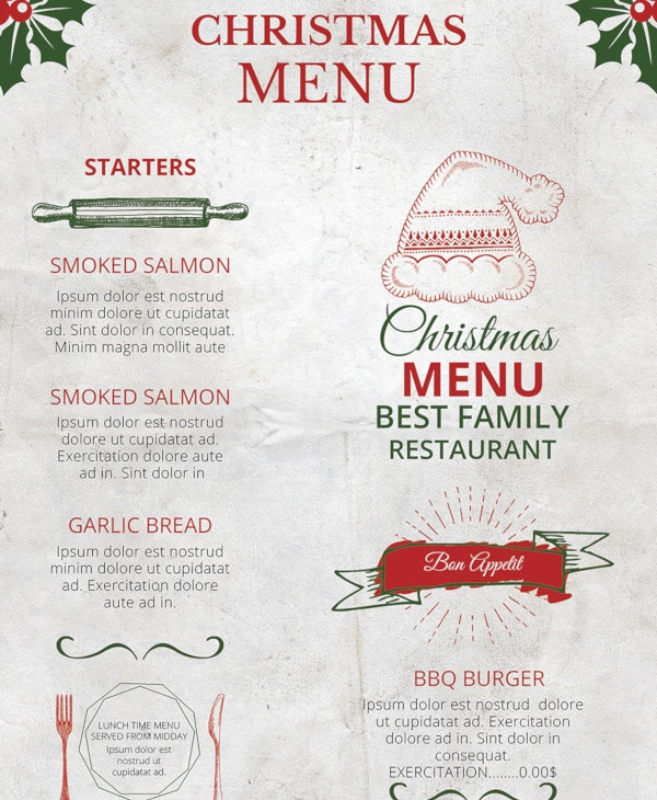 free-restaurant-christmas-menu-template