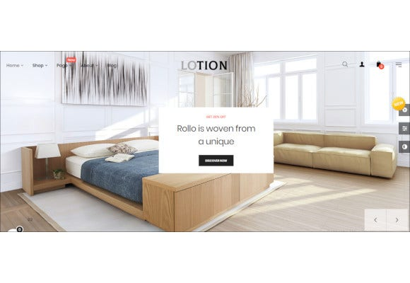 interior home decor prestashop theme for furniture