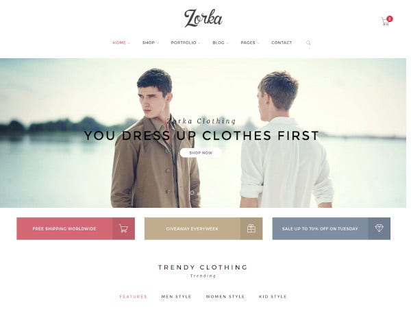 intuitive fashion template