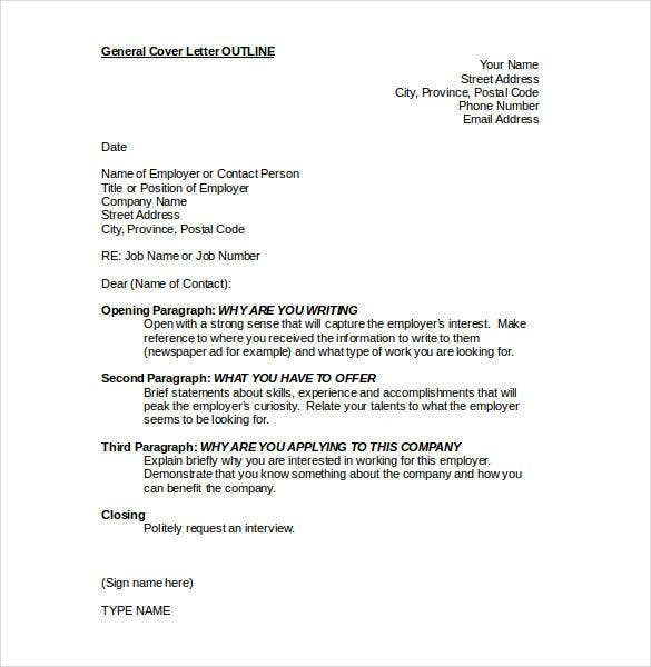 How To Write A Professional Cover Letter 40 Templates Resume. How