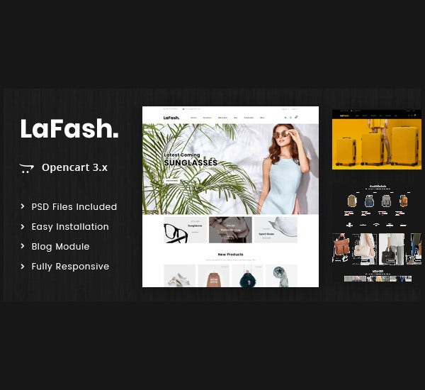multipurpose business opencart theme