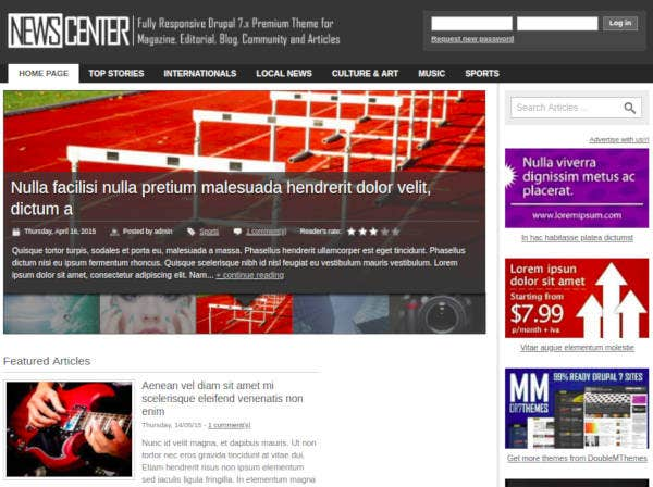 news-center-fully-responsive-drupal-theme
