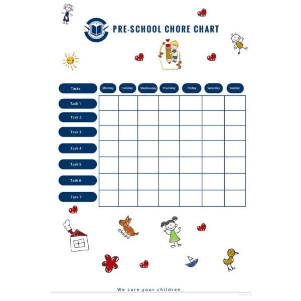 preschool-chore-chart-template
