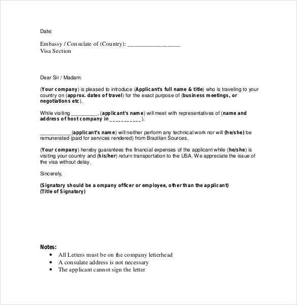 printable model business letter