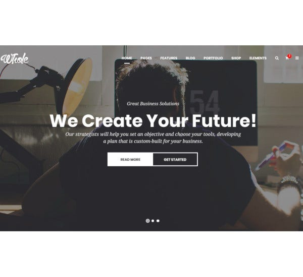 responsive multi purpose html5 template1