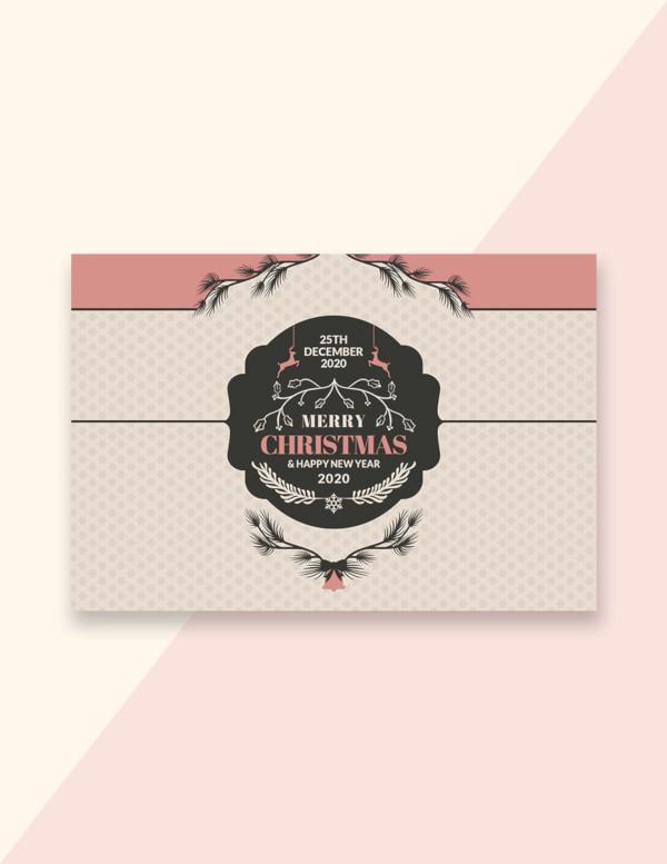 retro-style-christmas-card-template