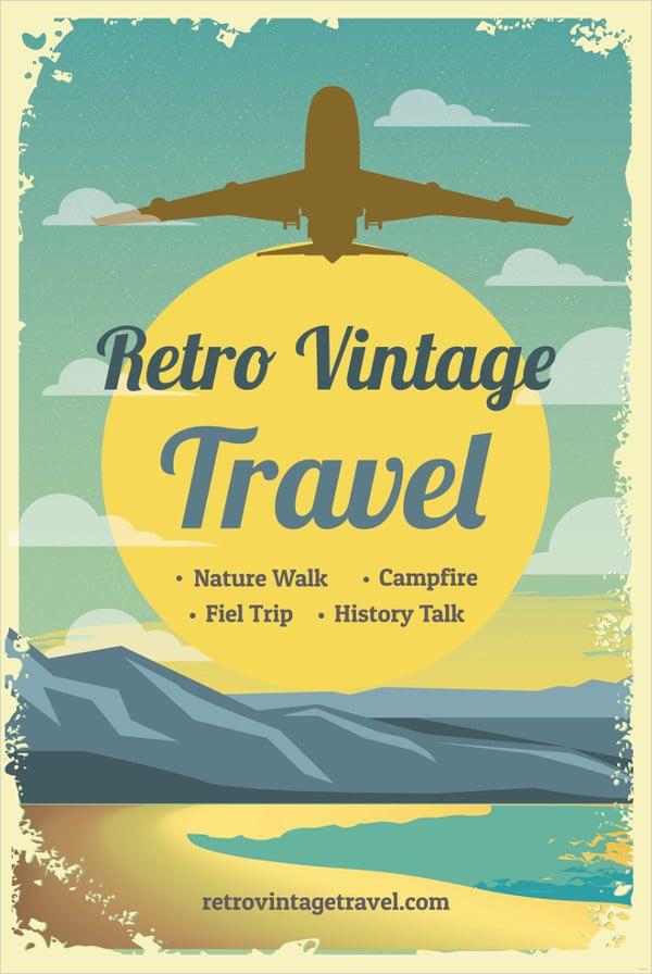 retro-vintage-travel-poster-template