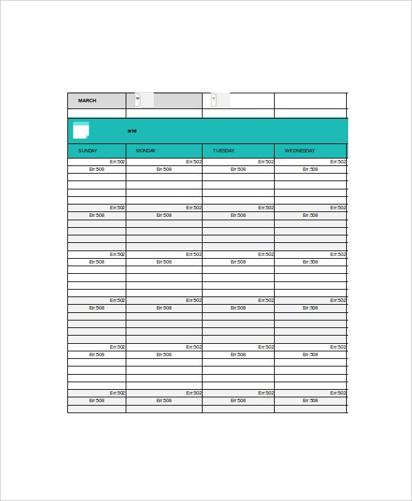 student daily assignment planner template2