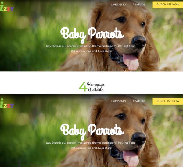 veterinary clinic pet shop prestashop theme