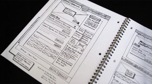 21+ Great Examples Of Wireframes