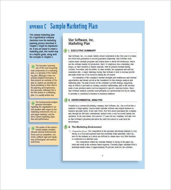Small business marketing plan template thesisdefinicion for Small business victoria business plan template