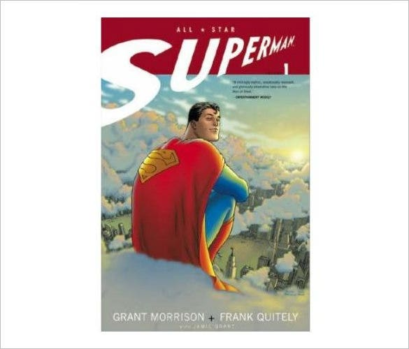 all star superman graphic novel
