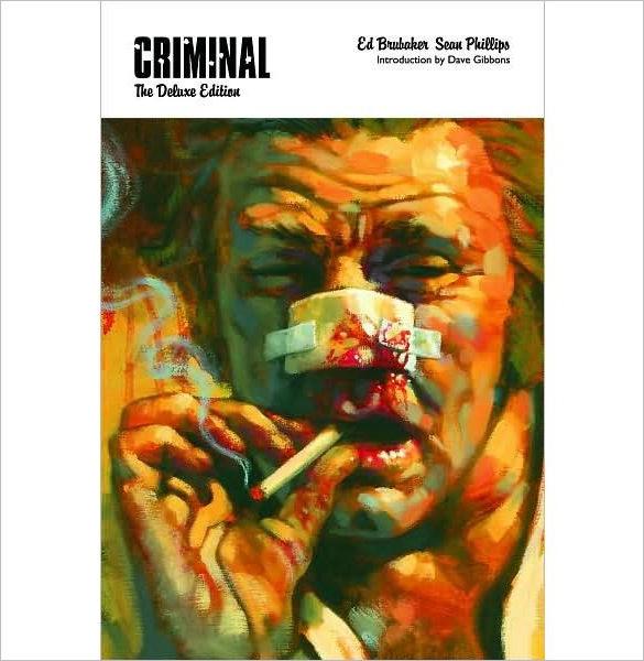 criminal omnibus graphic novel