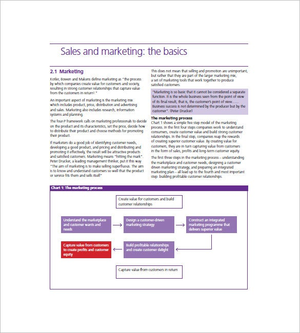 hotelanalystcouk the economic hotel marketing plan template tells about the sales and marketing it displays a chart to show how marketing shall be done