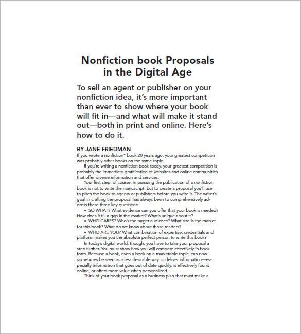 book marketing plan template  u2013 9  free word  excel  pdf