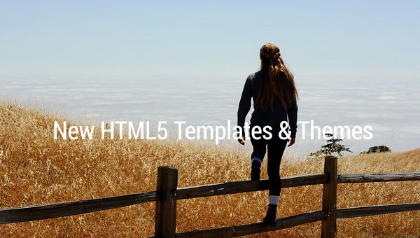 newhtml5templatesthemes