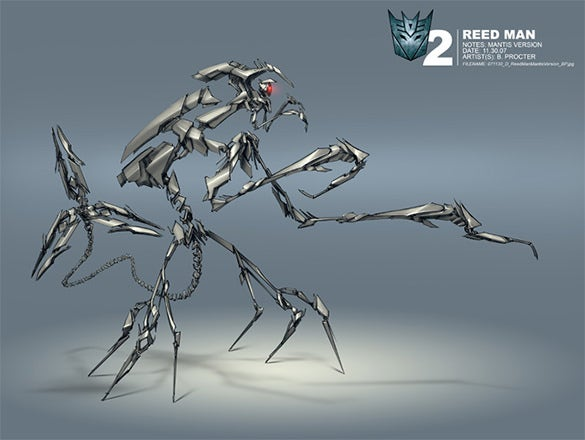 reed man conceptual art
