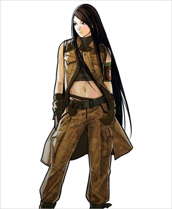 lin advance wars character