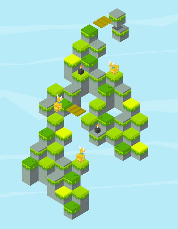 isomatric game design