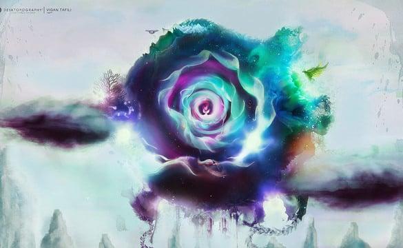 iluzion natyror digital art