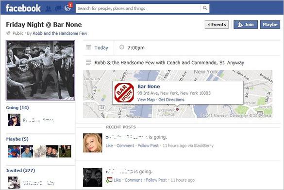 15+ Facebook Banner Size Templates | Free & Premium Templates