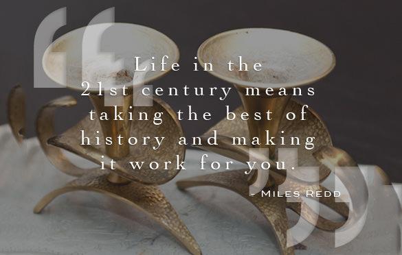 miles redd famous designer quote