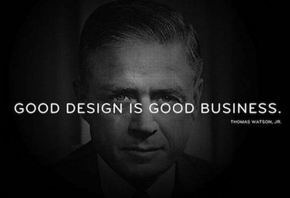 thomas watson designer quote