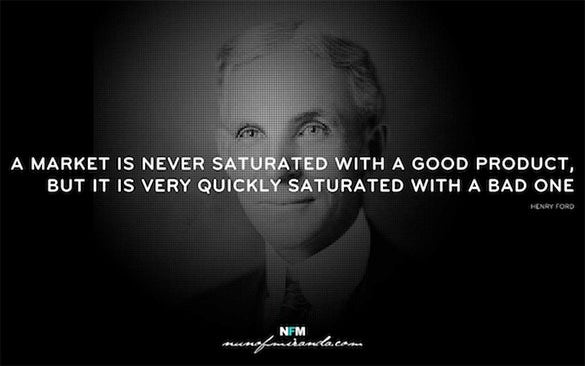 henry ford designer quote