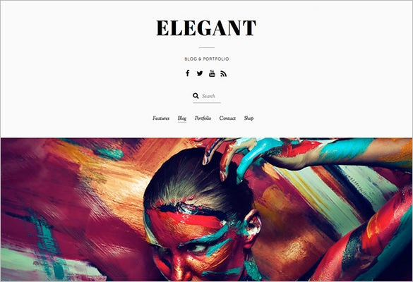 elegant multipurpose wordpress portfolio theme