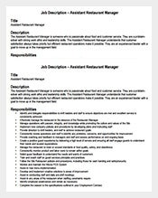 Assistant-Restaurant-Manager-Job-Description-PDF-Free-Download