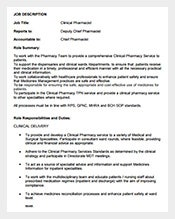 Clinical-Pharmacist-Job-Description-Free-PDF