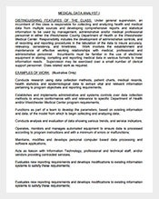 Data-Analyst-Job-Description-for-Medical-Field-Free-PDF